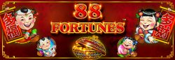 88 Fortunes By SG Gaming Review