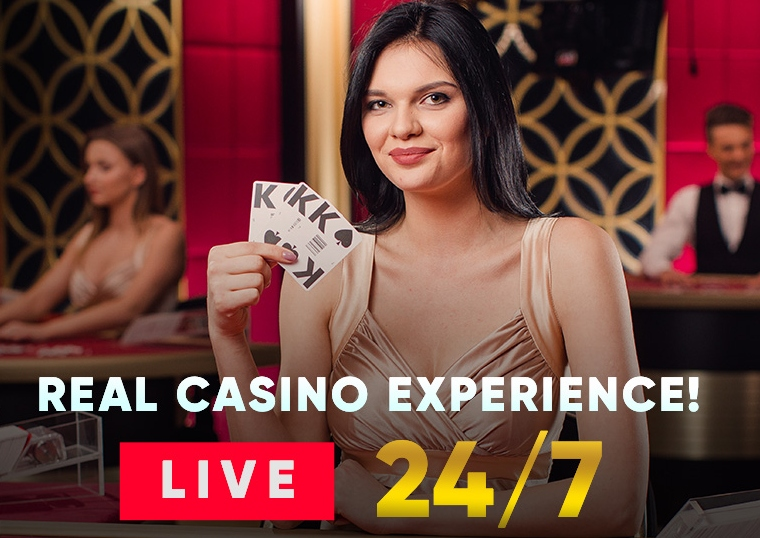 Parx Casino is Launching Live Games by Evolution in PA and NJ