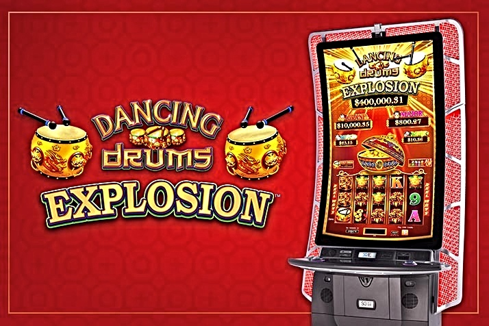 Dancing Drums Explosion By SG Gaming Review