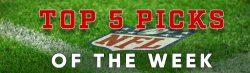 PLAYBETUSA'S NFL WEEK #3 PREDICTIONS, PICKS AND ODDS 2021