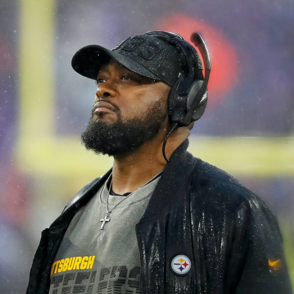 Mike Tomlin signs 3-year extension