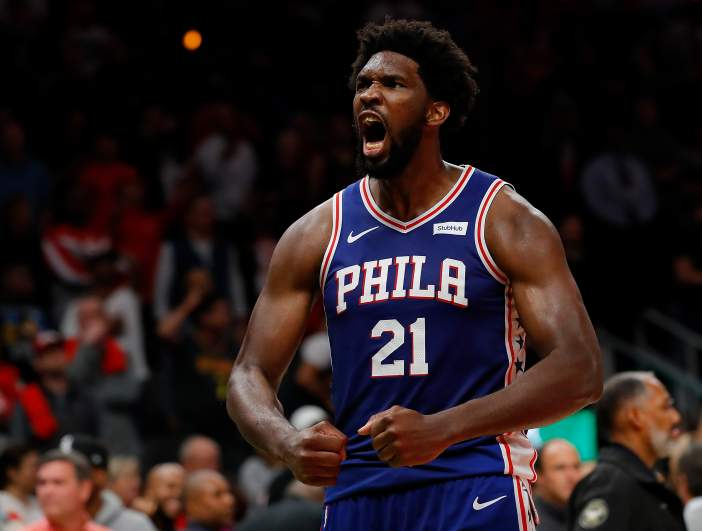 Philadelphia 76ers cautious after Game 1