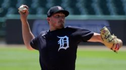 Beau Burrows optioned to Toledo
