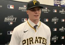 Pittsburgh Pirates select Henry Davis first overall