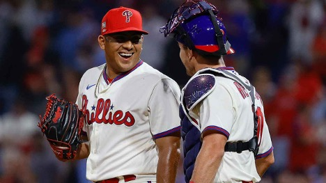 Philadelphia Phillies may have a new closer