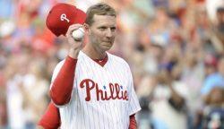 Philadelphia Phillies honor Roy Halladay