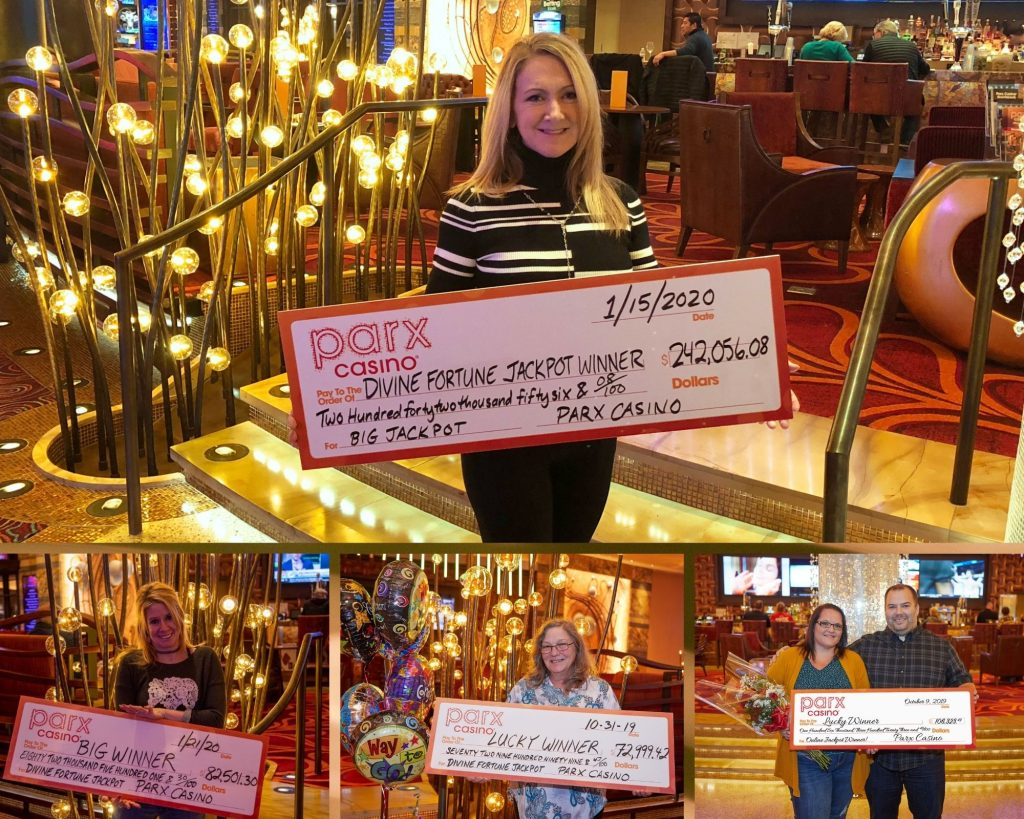 Pennsylvania players hit the jackpot using bonus spins from Parx Casino's latest promotion
