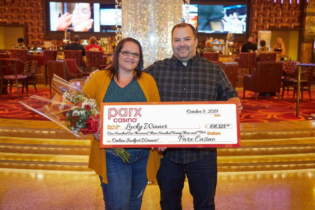 Parx casino winners