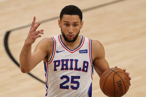 Ben Simmons wants out of Philadelphia