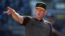 Pittsburgh Pirates fire hitting coach Rick Eckstein